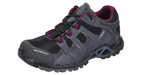 Mammut Comfort Low GTX Surround Hikingsko Damer grå/sort